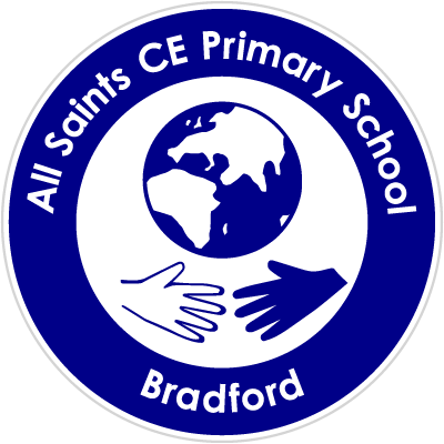 All Saints Bradford School logo